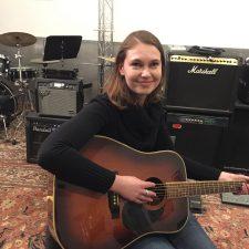 Guitar Ac sophie