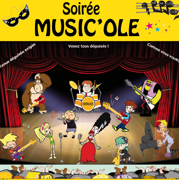Spectacle Musicole 2019